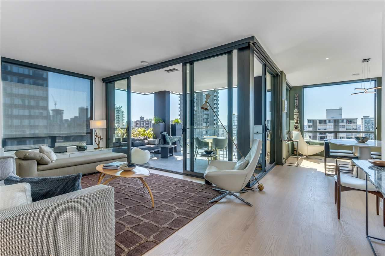 """Main Photo: 1002 1171 JERVIS Street in Vancouver: West End VW Condo for sale in """"THE JERVIS"""" (Vancouver West)  : MLS®# R2569240"""