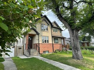Main Photo: 2528 18 Street NW in Calgary: Capitol Hill Semi Detached for sale : MLS®# A1137700