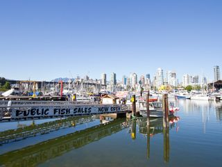 """Photo 33: 1585 MARINER Walk in Vancouver: False Creek Townhouse for sale in """"LAGOONS"""" (Vancouver West)  : MLS®# R2158122"""