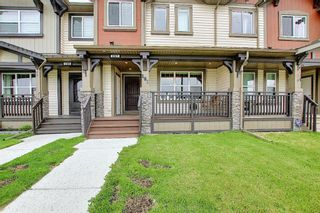 Photo 49: 102 Clydesdale Way: Cochrane Row/Townhouse for sale : MLS®# A1117864
