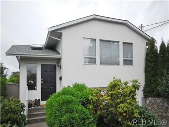 Main Photo: 4274 Glanford Avenue in VICTORIA: SW Glanford Residential for sale (Saanich West)  : MLS®# 304878