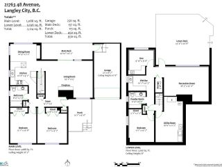 """Photo 24: 21763 48 Avenue in Langley: Murrayville House for sale in """"MURRAYVILLE"""" : MLS®# R2485267"""