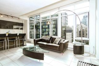 """Photo 2: 502 1252 HORNBY Street in Vancouver: Downtown VW Condo for sale in """"Pure"""" (Vancouver West)  : MLS®# R2093567"""
