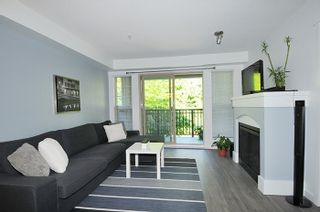 """Photo 2: 308 2968 SILVER SPRINGS Boulevard in Coquitlam: Westwood Plateau Condo for sale in """"TAMARISK"""" : MLS®# R2174996"""