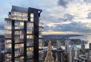 Main Photo: 1601 2 Burrard Place in Vancouver: Condo for sale