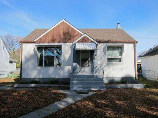 Photo 1: 367 Sydney Avenue in WINNIPEG: East Kildonan Residential for sale (North East Winnipeg)  : MLS®# 1220888