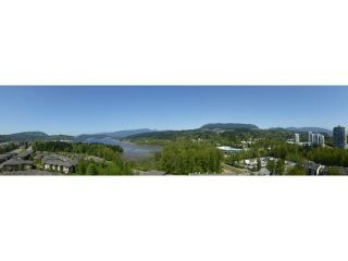 """Photo 1: 2506 660 NOOTKA Way in Port Moody: Port Moody Centre Condo for sale in """"NAHANNI"""" : MLS®# V1117714"""