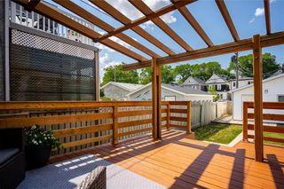 Photo 26: 637 Jubilee Avenue in Winnipeg: House for sale : MLS®# 202116006