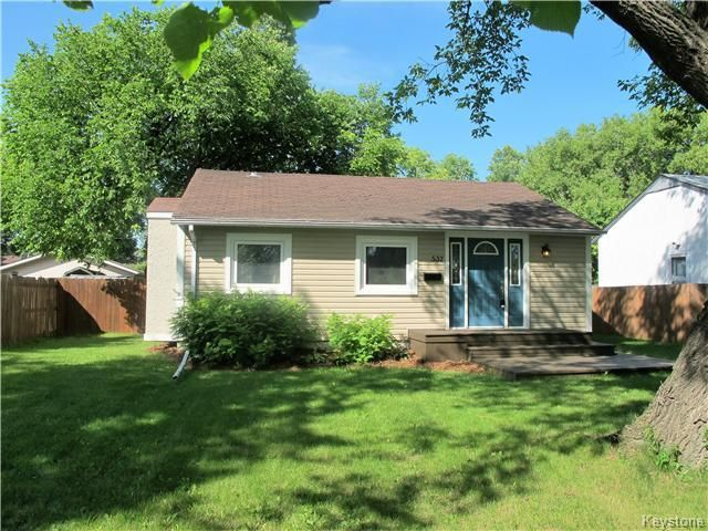 Main Photo:  in Winnipeg: East Kildonan Residential for sale (North East Winnipeg)  : MLS®# 1617699