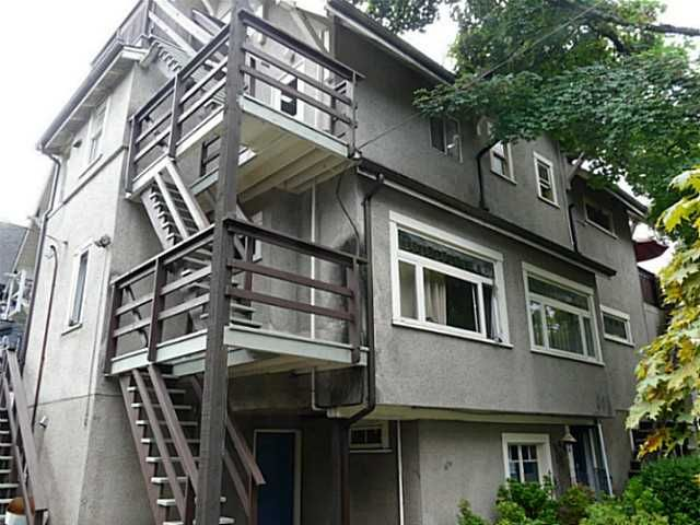 Photo 3: Photos: 2204 MACDONALD Street in Vancouver: Kitsilano House for sale (Vancouver West)  : MLS®# V1134340