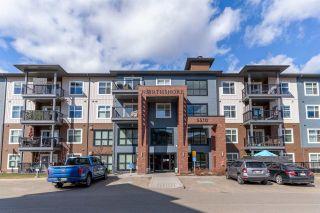 Photo 1: 116 5510 SCHONSEE Drive in Edmonton: Zone 28 Condo for sale : MLS®# E4236026
