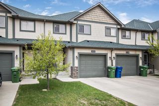 Photo 2: 222 Bayside Point SW: Airdrie Row/Townhouse for sale : MLS®# A1109061