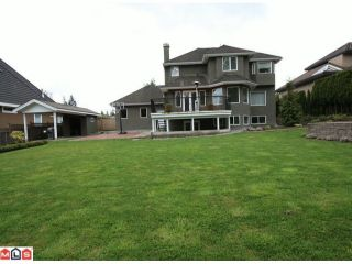 "Photo 10: 16467 89TH Avenue in Surrey: Fleetwood Tynehead House for sale in ""Fleetwood Estates"" : MLS®# F1111630"