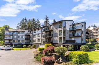 """Photo 1: 108 32124 TIMS Avenue in Abbotsford: Abbotsford West Condo for sale in """"Cedarbrook Manor"""" : MLS®# R2580610"""