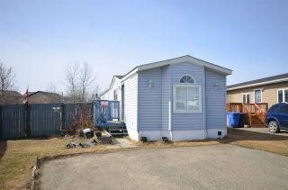 "Main Photo: 150 9207 82 Street in Fort St. John: Fort St. John - City SE Manufactured Home for sale in ""SOUTHRIDGE MHP"" (Fort St. John (Zone 60))  : MLS®# R2363164"