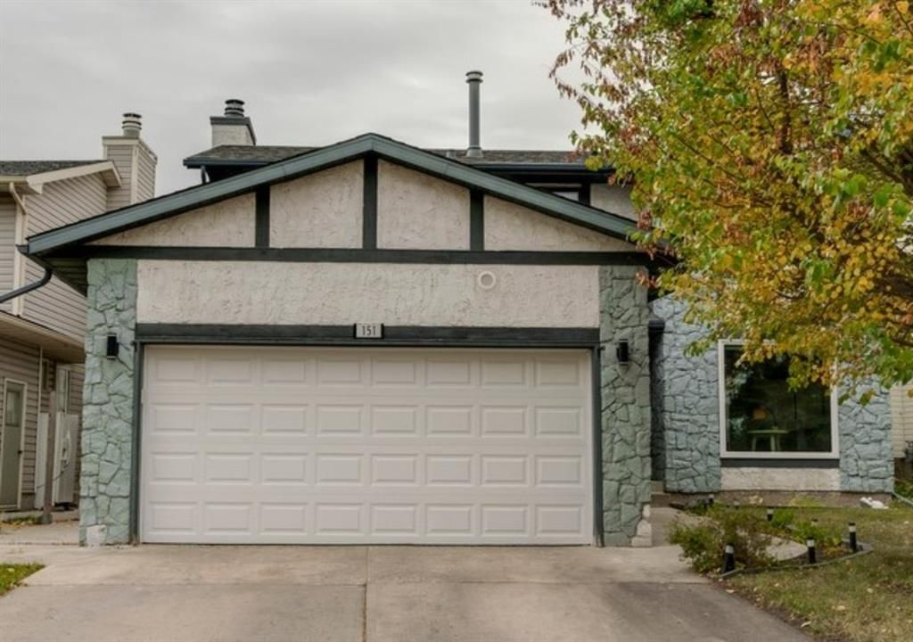 Main Photo: 151 Millrise Drive SW in Calgary: Millrise Detached for sale : MLS®# A1037985