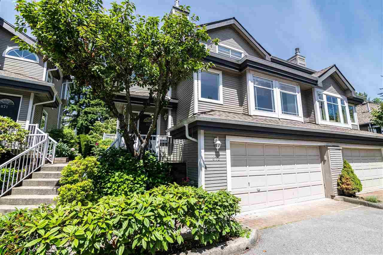 """Main Photo: 873 ROCHE POINT Drive in North Vancouver: Roche Point Townhouse for sale in """"SALISH ESTATES"""" : MLS®# R2377508"""