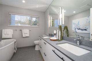 Photo 19: 4682 CAPILANO ROAD in North Vancouver: Canyon Heights NV Townhouse for sale : MLS®# R2535443