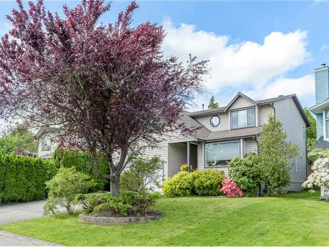 "Main Photo: 12163 CHERRYWOOD Drive in Maple Ridge: East Central House for sale in ""Blossom Park"" : MLS®# V1064710"