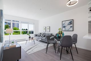 Photo 3: 411 3480 YARDLEY AVENUE in Vancouver: Collingwood VE Condo for sale (Vancouver East)  : MLS®# R2594800