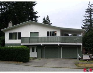 """Photo 1: 4653 197TH Street in Langley: Langley City House for sale in """"MASON HEIGHTS"""" : MLS®# F2916893"""