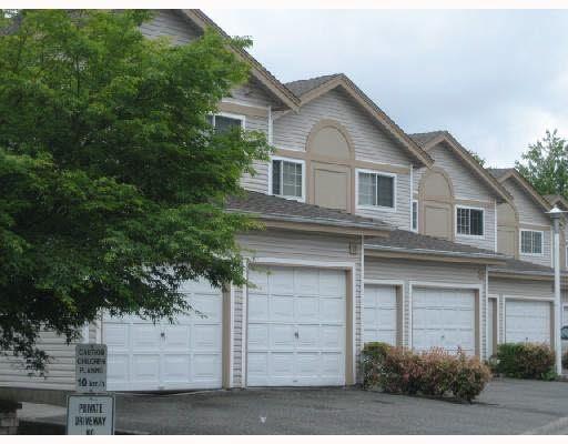 "Main Photo: 14 1328 BRUNETTE Avenue in Coquitlam: Maillardville Townhouse for sale in ""PLACE MALLARD"" : MLS®# V1078597"