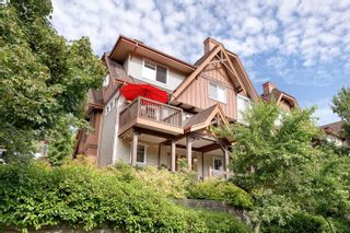 """Photo 1: 70 2000 PANORAMA Drive in Port Moody: Heritage Woods PM Townhouse for sale in """"MOUNTAIN EDGE"""" : MLS®# R2595917"""
