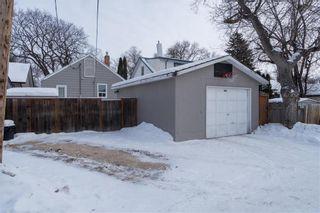 Photo 28: 809 Bond Street in Winnipeg: West Transcona Residential for sale (3L)  : MLS®# 202101710
