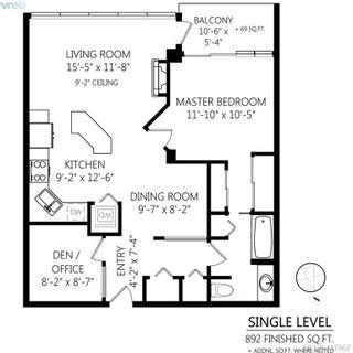 Photo 31: 702 845 Yates St in VICTORIA: Vi Downtown Condo for sale (Victoria)  : MLS®# 827309