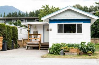 Photo 18: 6 39768 GOVERNMENT Road in Squamish: Northyards Manufactured Home for sale : MLS®# R2188444