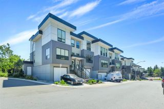 """Main Photo: 13 36130 WATERLEAF Place in Abbotsford: Abbotsford East Townhouse for sale in """"Vantage South"""" : MLS®# R2592250"""