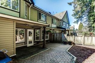 """Photo 17: 10 21801 DEWDNEY TRUNK Road in Maple Ridge: West Central Townhouse for sale in """"SHERWOOD PARK"""" : MLS®# R2159131"""