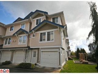 Photo 1: 35 6533 121 Street in Surrey: West Newton Townhouse for sale : MLS®# R2491613