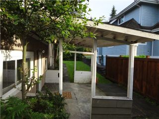 Photo 13: 2616 ST. GEORGE Street in Port Moody: Port Moody Centre House for sale : MLS®# V1096210
