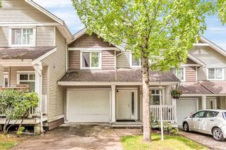 """Photo 1: 24 11255 232 Street in Maple Ridge: East Central Townhouse for sale in """"Highfield"""" : MLS®# R2585218"""