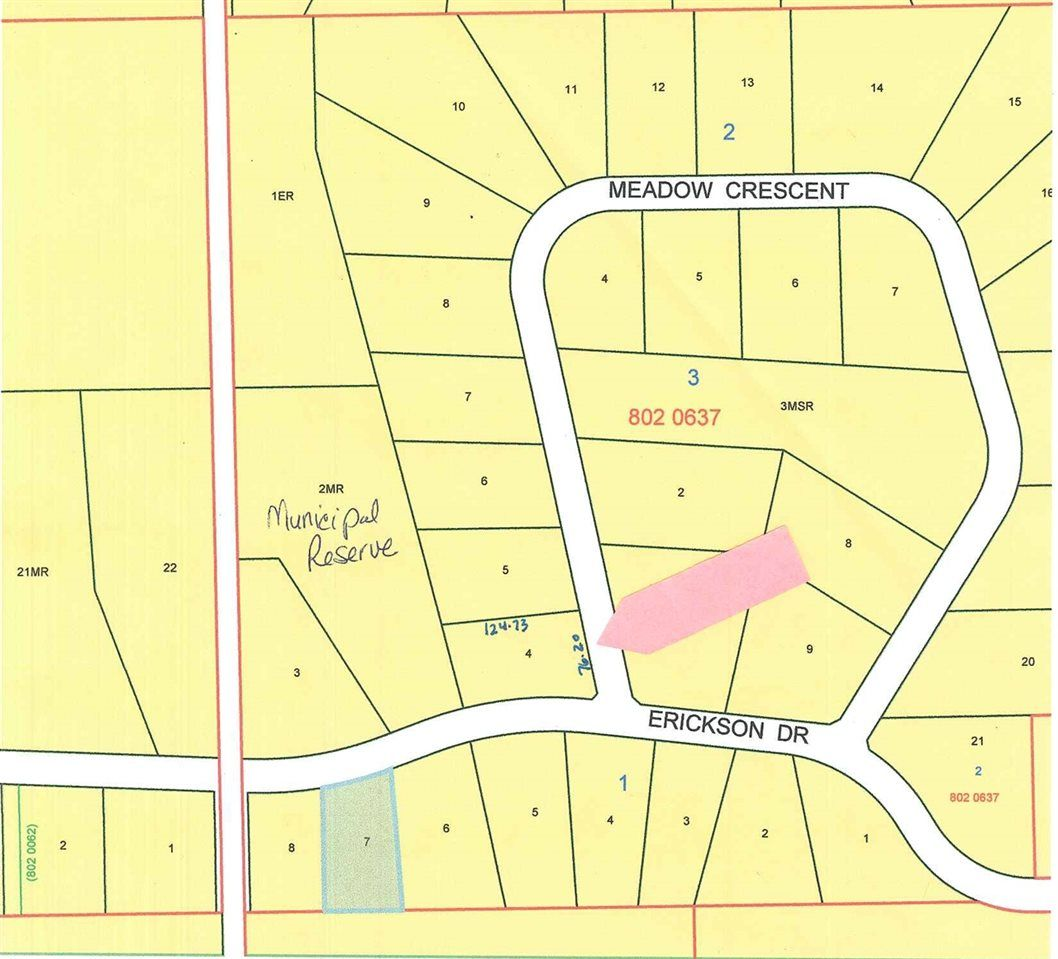 Main Photo: 107 57303 Rge Rd 233: Rural Sturgeon County Rural Land/Vacant Lot for sale : MLS®# E4233238