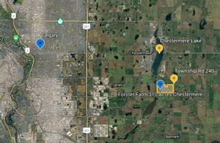 Photo 3: Township 240 Range Road 281: Chestermere Residential Land for sale : MLS®# A1075349