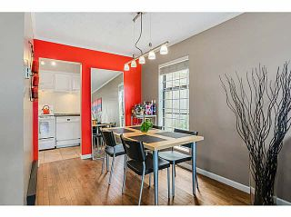 """Photo 4: 210 2120 W 2ND Avenue in Vancouver: Kitsilano Condo for sale in """"ARBUTUS PLACE"""" (Vancouver West)  : MLS®# V1120504"""