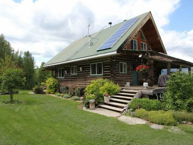 Main Photo: 5780 Wikki-Up Creek Forest Service Road in Barriere: BA House for sale (NE)  : MLS®# 157249