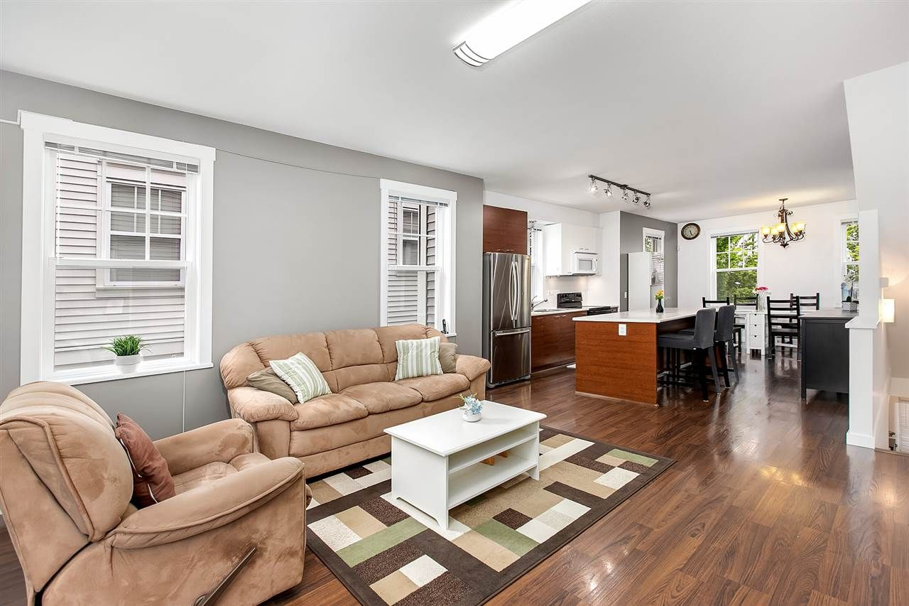"""Main Photo: 19 8767 162 Street in Surrey: Fleetwood Tynehead Townhouse for sale in """"Taylor"""" : MLS®# R2460705"""