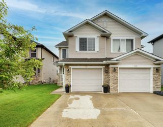 Photo 3: 158 Canals Circle SW: Airdrie Semi Detached for sale : MLS®# A1119456
