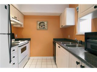"""Photo 3: 309 3709 PENDER Street in Burnaby: Willingdon Heights Townhouse for sale in """"LEXINGTON NORTH"""" (Burnaby North)  : MLS®# V948067"""