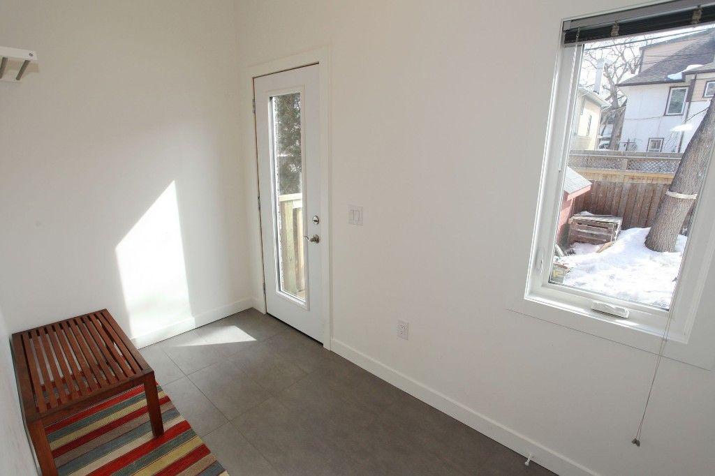Photo 24: Photos: 87 Ruby Street in Winnipeg: Wolseley Single Family Detached for sale (West Winnipeg)  : MLS®# 1306696