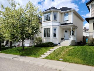 Photo 1: 12 TUSCANY SPRINGS Park NW in Calgary: Tuscany Detached for sale : MLS®# C4300407