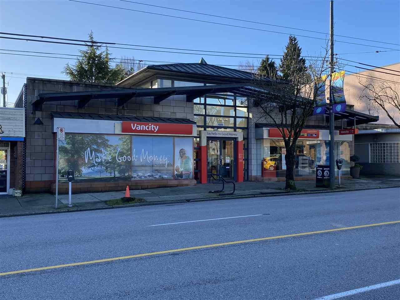 Main Photo: 4566 WEST 10TH Avenue in Vancouver: Point Grey Retail for lease (Vancouver West)  : MLS®# C8035274