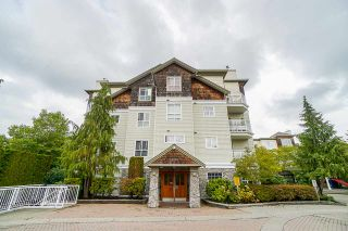 "Photo 1: 110 10188 155 Street in Surrey: Guildford Condo for sale in ""Sommerset"" (North Surrey)  : MLS®# R2404111"