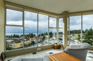 """Photo 3: 613 1442 FOSTER Street: White Rock Condo for sale in """"WHITEROCK SQUARE II TOWER III"""" (South Surrey White Rock)  : MLS®# R2118630"""