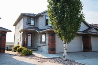 Main Photo: 29 1128 156 Street in Edmonton: Zone 14 House Half Duplex for sale : MLS®# E4264273