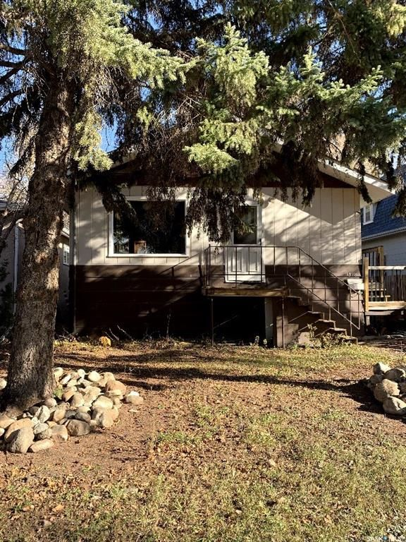 Main Photo: 1518 1st Avenue North in Saskatoon: Kelsey/Woodlawn Residential for sale : MLS®# SK845282