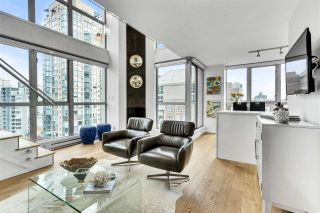 "Photo 1: 1207 1238 RICHARDS Street in Vancouver: Yaletown Condo for sale in ""Metropolis"" (Vancouver West)  : MLS®# R2515222"